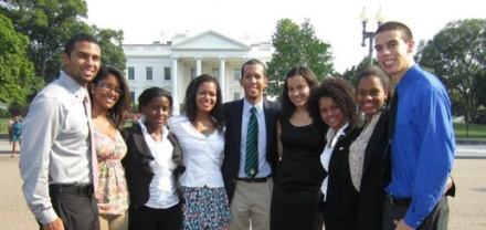 DANR Fellows @ the White House